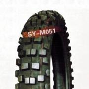 Мото-шина NJK 110/100-18 SY-051