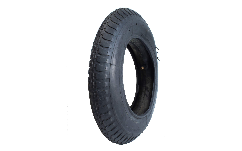 Tire + tube to wheelbarrow DESHU 3.00-8