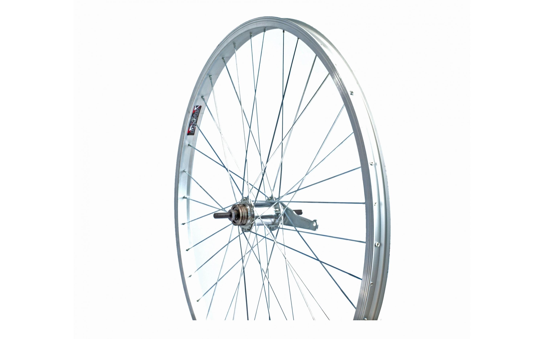 """Rear wheel 28 City / Road. 14Gx36Hx19T ( """"drop"""" med., FALCON bushing med., V-brake)"""