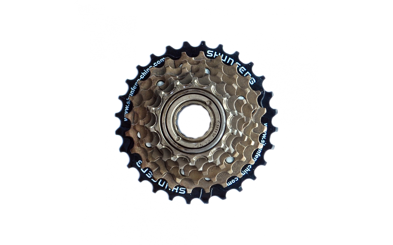 Freewheel SHUNFENG 6speed, , Cassette and freewheel.