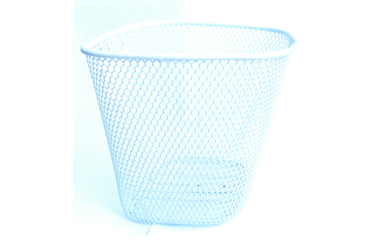 Корзина СТ дитяча на кермо, біла, ARDIS, Baskets.