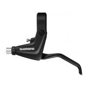 Гальмівна ручка Shimano BL-T4000 чорна ліва
