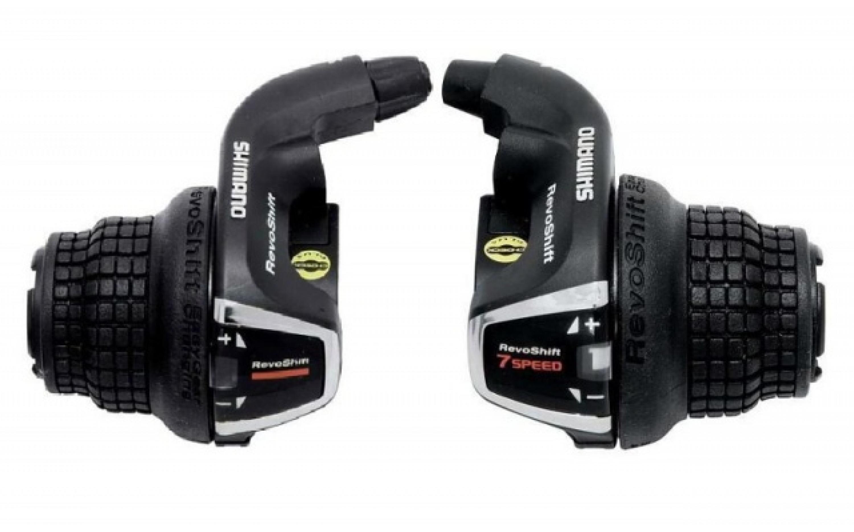 Грипшифт Shimano Tourney SL-RS35 3 шв. (non-index) + тросик