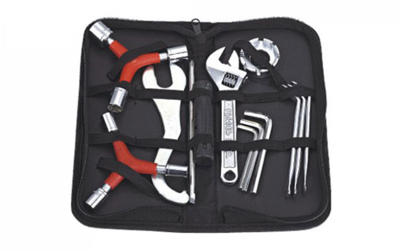 Набір інструментів Kenli KL-9808, , Tools&Stands.