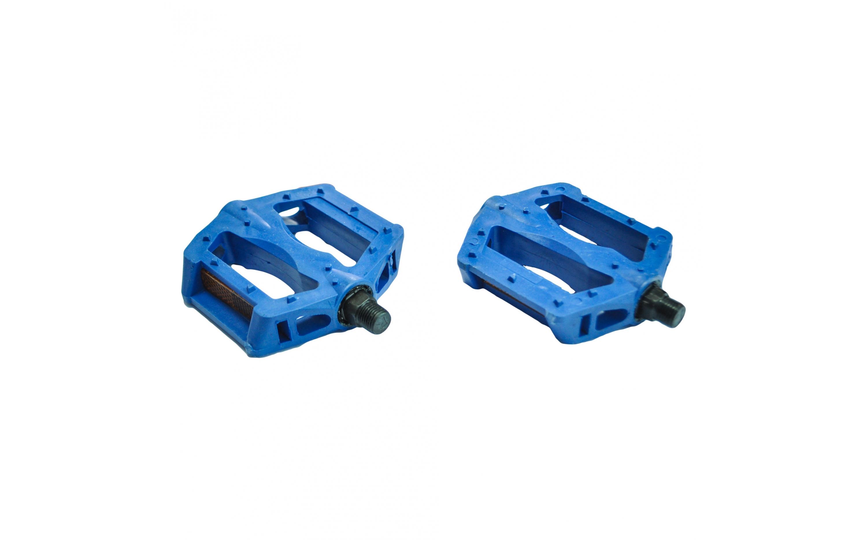 """Педалі SL-JD-241 1/2"""" пластикові, сині."""
