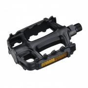 """Педалі NECO WP-163 MTB 9/16"""" пластик чорний"""