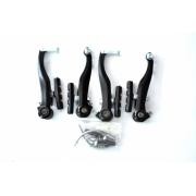 Гальма V-brake Sypo YD-V26 120мм передні та задні, чорні
