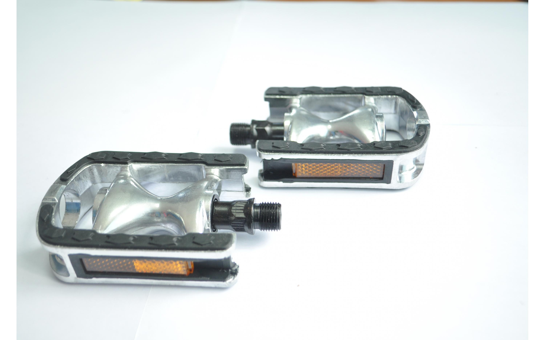 """Педалі Feimin FP-920B MTB 9/16"""" сріб+чорн., Feimin, Pedals."""