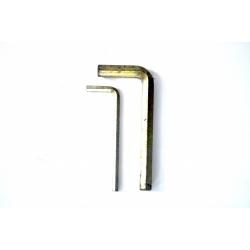 Ключ шестигранник 5 - 12