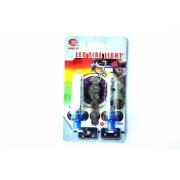 Ковпачок для велосипед. Колеса LED з підсвіткою мод. JY- 156 c батарейками