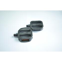Педалі Feimin FP-650 9/16 дитячий пластик чорний