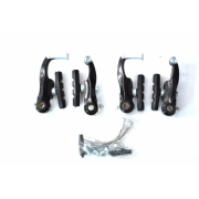 V-brakes Sypo YD-V29 80mm front and rear black