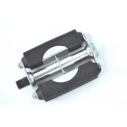 """Педалі SL-JD-216 9/16"""" гума сріблястий"""
