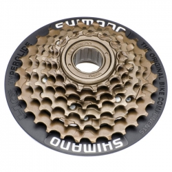 Frewheel SHIMANO 7sp. MF-TZ20CP