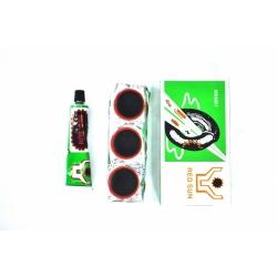 Bicycle tire repair kit 36pcs