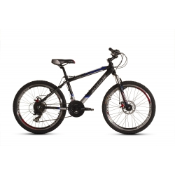 Bicycle ARDIS 24 MTB AL SILVER-BIKE 500-1