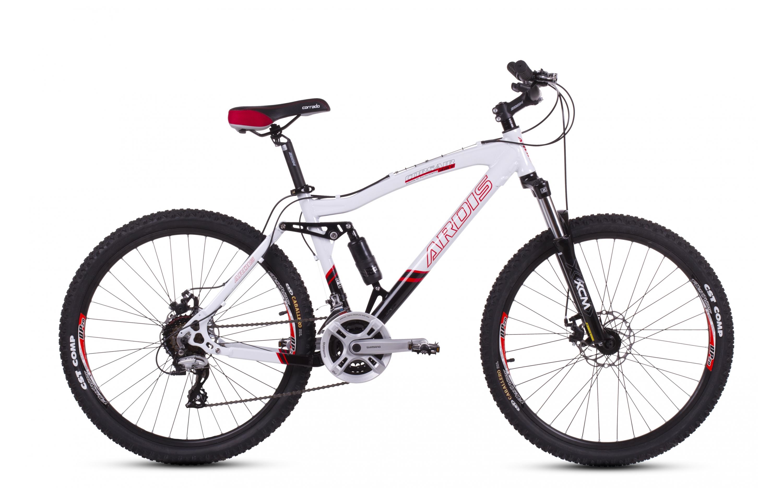 Bicycle ARDIS 26 MTB-susp. AL CORSAIR, ARDIS, MTB-susp. bicycles.
