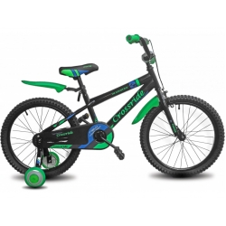 Велосипед CROSSRIDE 16 BMX-kid ST FASHION-BIKE