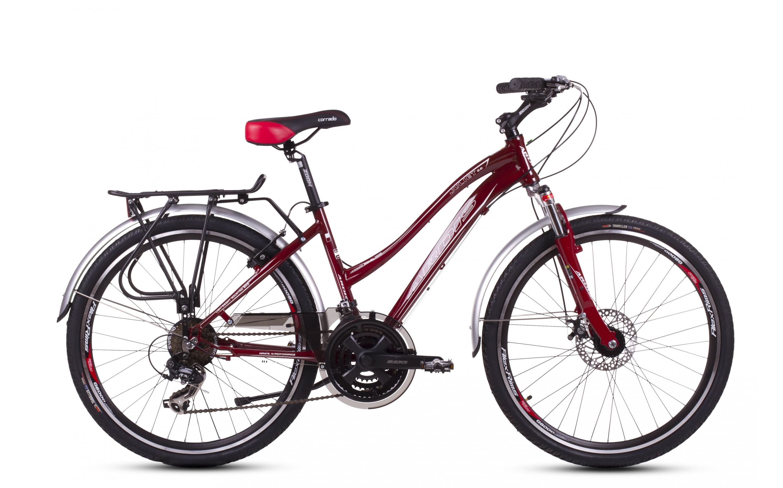 Bicycle ARDIS 26 CTB AL JULIETTE, ARDIS, City bikes.