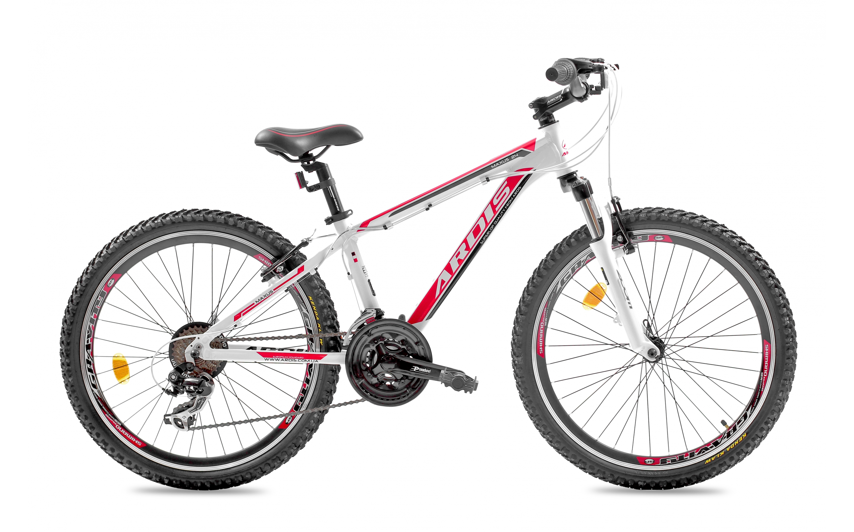 Bicycle ARDIS 24 MTB AL MAXUS, ARDIS, MTB-junior bicycles.