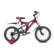 Велосипед CROSSRIDE 16 BMX-kid ST BRAVO