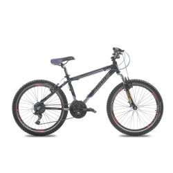 Bicycle ARDIS 24 MTB AL SILVER-BIKE 500