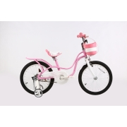Велосипед RoyalBaby 18 BMX-kid ST LITTLE SWAN