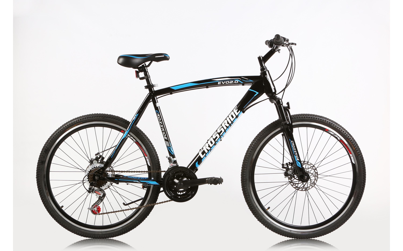 Bicycle CROSSRIDE 26 MTB ST EVO 2.1, CROSSRIDE, MTB bicycles.