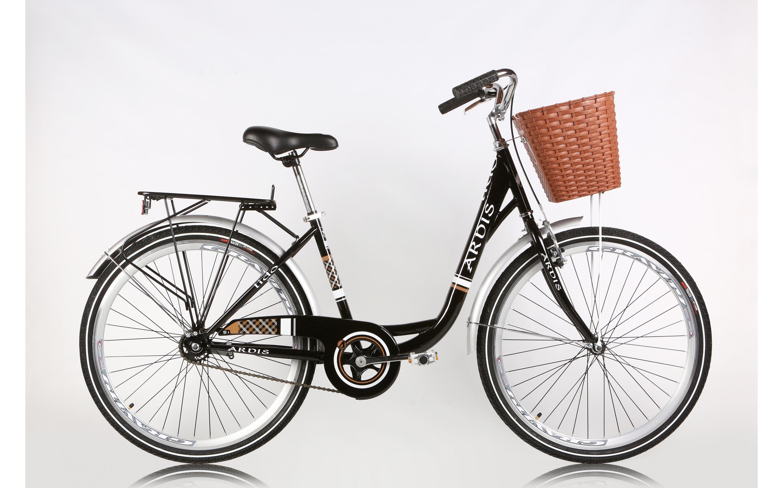 Bicycle ARDIS 26 CTB ST LIDO, ARDIS, City bikes.