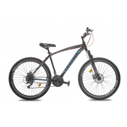 Велосипед CROSSRIDE 27,5 MTB ST MAD-MAN